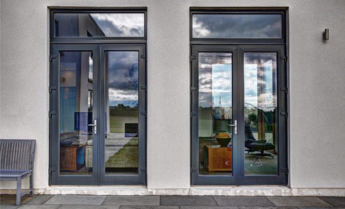 Alu Clad Single & French Doors
