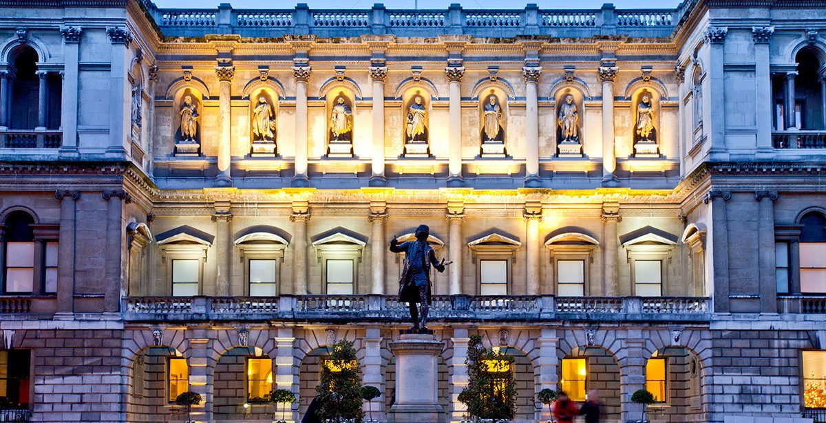 TRC Provide Windows For The Royal Academy – A Truly Prestigious Project!