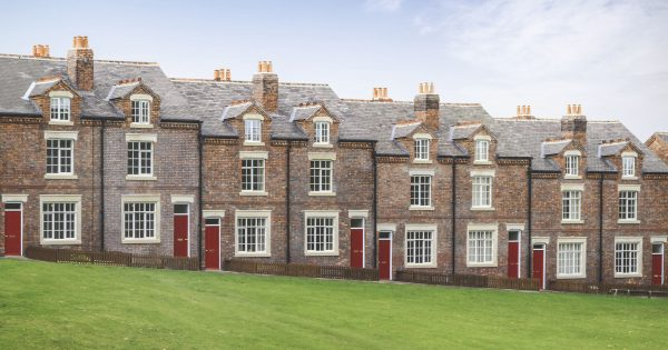 Why TRC was chosen to supply 1,600 windows for 194 Grade II listed cottages