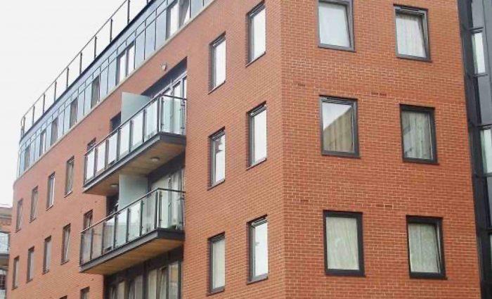 Alu Clad Tilt & Turn Windows