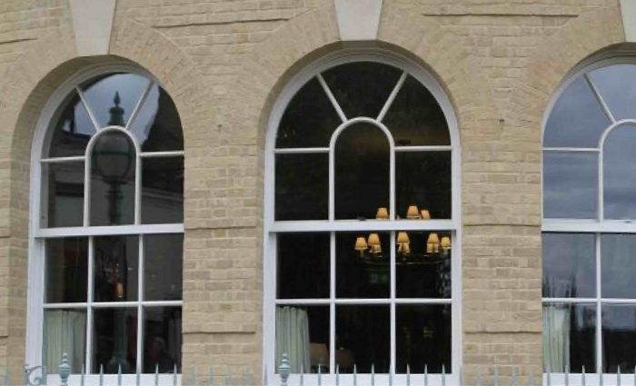 Traditional Box Sash Windows